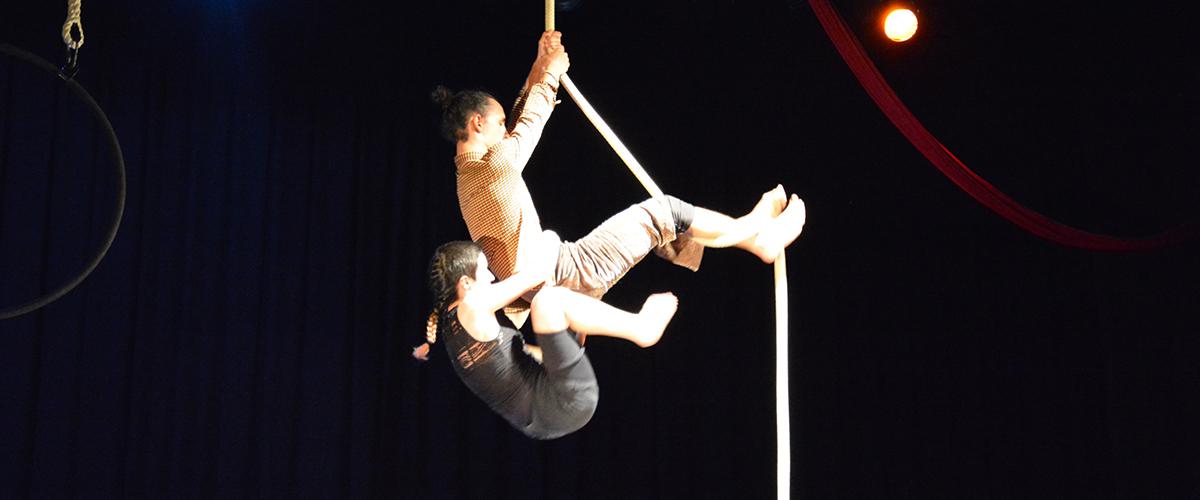 Duo rope